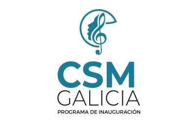 CSMG: CENTRO SUPERIOR DE MÚSICA DE GALICIA