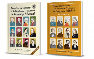 PREPARACIÓN PARA LAS PRUEBAS DE ACCESO A 1º DE ENSEÑANZA PROFESIONAL DE LENGUAJE MUSICAL