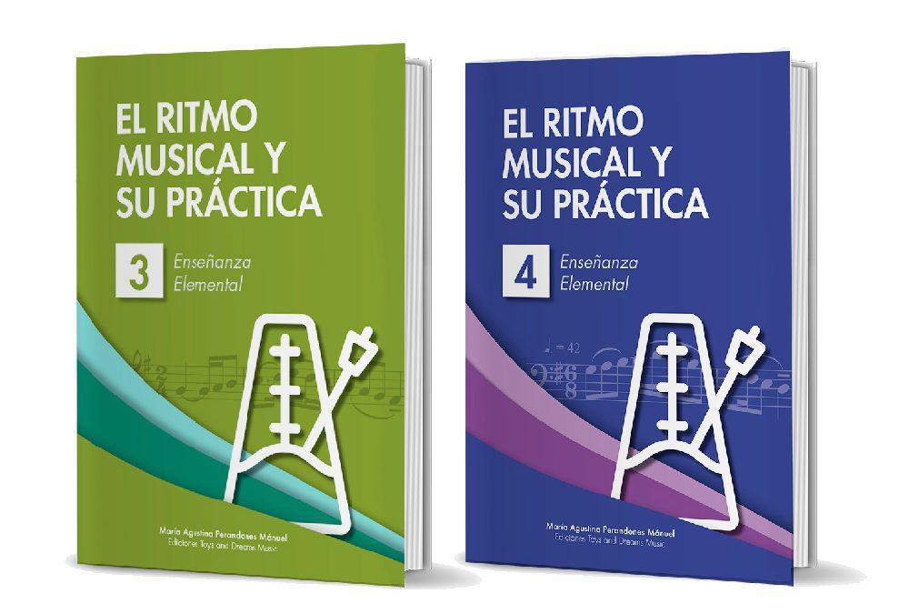 NUEVOS TÍTULOS: EL RITMO MUSICAL Y SU PRÁCTICA PARA 3º Y 4º NIVEL DE ENSEÑANZA ELEMENTAL